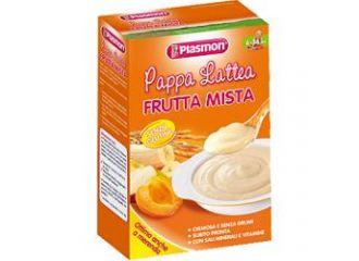PLASMON PAPPA LATTEA FRUTTA MISTA 250 G 1 PEZZO