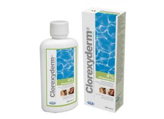CLOREXYDERM Shampoo 4% 250ml