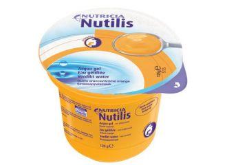 NUTILIS AQUA GEL ARANCIA 125 G 12 PEZZI