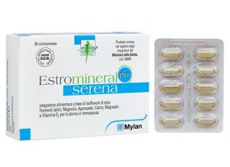ESTROMINERAL SERENA PLUS 30 COMPRESSE