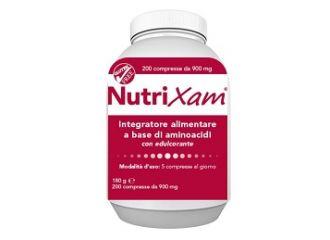 NUTRIXAM 200 COMPRESSE