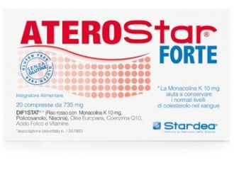 ATEROSTAR FORTE 20 COMPRESSE