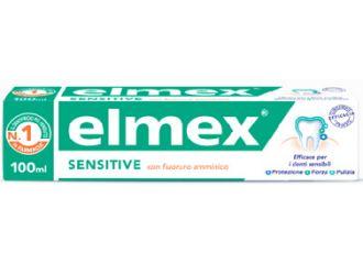 ELMEX DENTIFRICIO SENSITIVE CON FLUORURO AMMINICO 100 ML