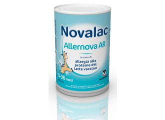 NOVALAC ALLERNOVA AR 400 G 0-6 MESI