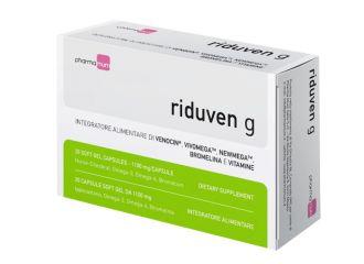 RIDUVEN G 20 CAPSULE