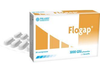 FLOGAP 20 COMPRESSE