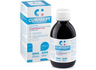 CURASEPT COLLUTORIO 0,05 ADS + DNA