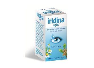 IRIDINA LIGHT 0,1 MG/ML COLLIRIO, SOLUZIONE