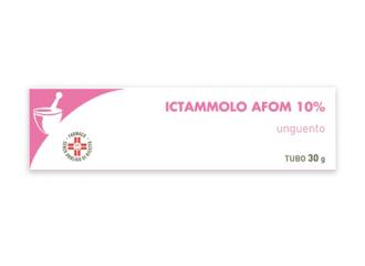 ICTAMMOLO AFOM 10% UNGUENTO