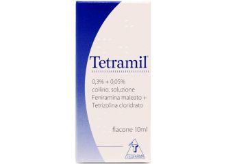 T E T R A M I L 0,3%+0,05% COLLIRIO, SOLUZIONE