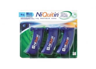 NIQUITIN 4 MG PASTIGLIE